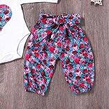 Pantalon Bonnet DAY8 V/êtement B/éb/é Fille Hiver Ensemble B/éb/é Fille Naissance Printemps Pyjama B/éb/é Garcon Manche Longue Automne Chemise Haut Top Combi Body Combinaison